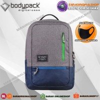 Bodypack Prodiger Sydney - Tas Ransel Laptop - Original