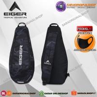 Eiger Aldous 2 Sling Bag - Tas Selempang Pria - Original