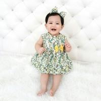 Setelan Baby bahan Katun Jepang | Setelan Motif Baby | MAMIKA SET