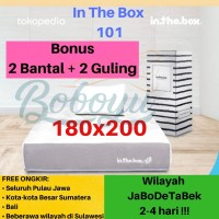 Kasur Springbed Matras Inthebox In The Box 101 180x200 (King)