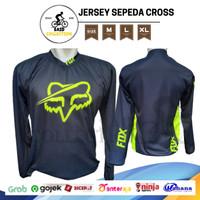 Kaos sepeda/jersey lengan panjang (SPECIALIZED/MHS002)