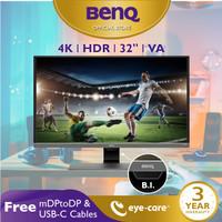 BenQ EW3270U 4K HDR 32inch HDMI DP USB-C LED Gaming Eye Care Monitor