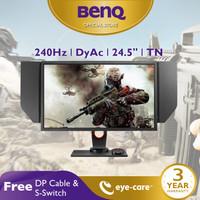 Monitor Gaming BenQ ZOWIE XL2546 24.5 inch 240Hz 1ms Dynamic Accuracy