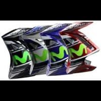 Sayap / Half Fairing Vixion new 2013 sd 2016 (model ninja 250 fi)