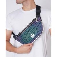 tas waist bag adidas premium import waistbag issey miyake colorfull