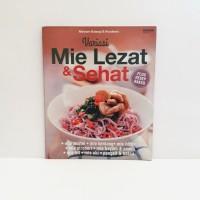 Buku Kuliner - Variasi Mie Lezat & Sehat (Plus Resep Bakso)