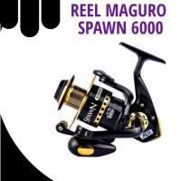 Reel Pancing Maguro SPAWN 6000 - Toko Hobii