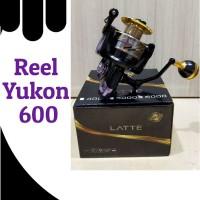 Reel Pancing Yukon LATTE 6000 Power Handle - Toko Hobii