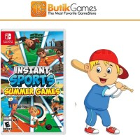 Instant Sports Summer Games Switch Nintendo Switch