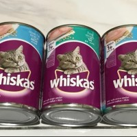 Makan Kucing Whiskas Kaleng 400Gr