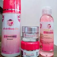 paket luxury glow series virafa beauty care