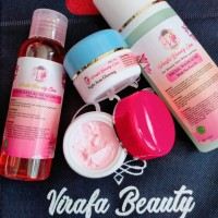 Paket Acne Glow Series Lightening Virafa Beauty Care