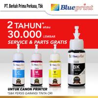Tinta Canon BLUEPRINT 790 Refill For Printer Canon 70ml 4 Warna - Hitam