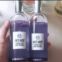 PARFUME THE BODY SHOP WHITE MUSK ORI 100 ML