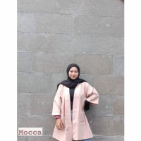 Outer cadigan mocca