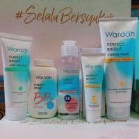 Wardah paket perfect bright oil series