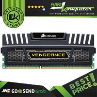 Corsair DDR3 Vengeance Black PC12800 4GB (1X4GB) - CMZ4GX3M1A1600C9