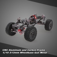 ☞ 1/10 Cool Racing CNC Aluminum and Carbon Frame AXIAL SCX10