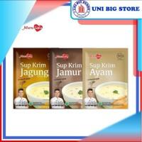 Mamasuka Sup Krim Jagung, Ayam, Jamur 55G Corn Chicken Cream Soup