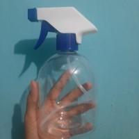 botol plastik 500ml kepala spray trigger
