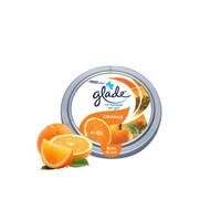 Glade Car Gel Orange 75 gr (Pengharum Mobil)