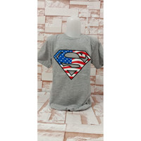 PROMO BAJU KAOS ANAK LAKI MURAH SALE SUPERHERO SUPERMAN ATASAN