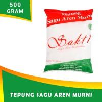 Tepung Sagu Aren Murni SAKTI/SAKT1 (500 gr)