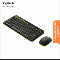 Logitech Mk240 Nano Wireless Combo Keyboard Mouse Isabelstore12