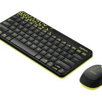 Keyboard And Mouse Logitech Wireless Combo Mk240 Nano Alistore120