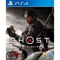 PS4 GHOST OF TSUSHIMA REG 3 SONY OFFICIAL