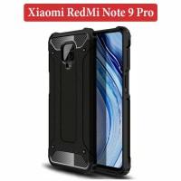 Xiaomi RedMi Note 9 Pro Hard Soft Case Armor Casing Back Cover Kesing