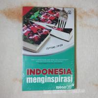 Buku bacaan anak anak remaja INDONESIA MENGINSPIRASI murah original