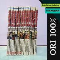 Komik Naruto Cabutan 1, 5, 10, 15, 20, 31, 53, 55, 56, 64, 65, 68