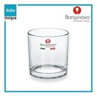 Borgonovo Indro Old Fashion 270 Glass Gelas Scotch Whisky Madein Italy