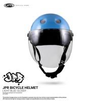 JPR SKATE/KACA - LIGHT BLUE GLOSS/BLACK