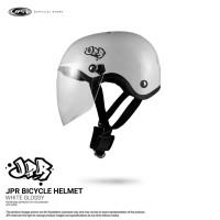 JPR SKATE/KACA - PEARL WHITE/BLACK