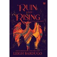 Ruin Dan Rising Runtuh Dan Tumbuh By Leigh Bardugo