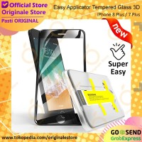 Easy App Tempered Glass 3D iPhone 8 Plus / 7 Plus Full Cover