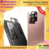 Pelindung Kamera Samsung Galaxy Note 20 Ultra - Note 20 Aluminium