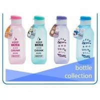 Botol Minum FLIP TOP SEGI 550 ML SOUVENIR ULANG TAHUN ANAK
