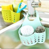 [YY018] Gantungan Wastafel Untuk Tempat sabun dan spons cuci piring