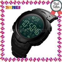 [ CASHBACK ] SKMEI Jam Tangan Olahraga Smartwatch Bluetooth - 1301