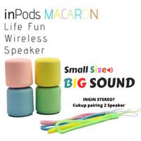 Macaron InPods TWS Portable Bluetooth Speaker Wireless V5.0 ORI 100%