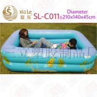 Kolam Renang Xiale SL-C011 2 Meter Mainan Bola Mandi Anak SNI