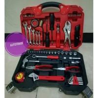 ToolKit 66 Tool Kit Box Set ORIGINAL Krisbow Kotak Perkakas Mekanik