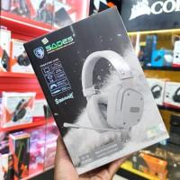 Sades Snowwolf Multi-Platform Gaming Headset - Gaming Headset Sades