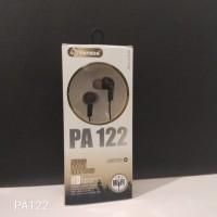 Headset Handsfree PAPADA PA-122 PA122 Music Phone Earphones