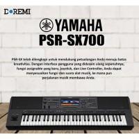 NEW KEYBOARD YAMAHA PSR - SX700 / PSR SX 700 / PSR SX - 700