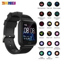 SKMEI Smartwatch Jam Tangan Heartrate Blood Pressure Monitor G20