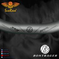 HANDLE BAR / STANG SEPEDA BONTRAGER RISER - 58 - Silver